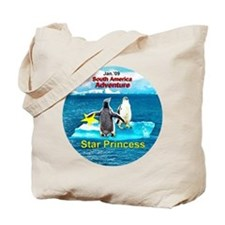 STAR Penguins S. America Logo- Tote Bag