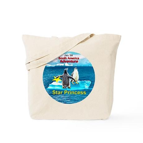 STAR Penguins S. America Logo- Tote Bag
