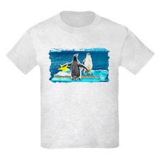 STAR Penguins S. America Logo- T-Shirt