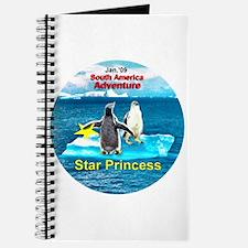 STAR Penguins S. America Logo- Journal