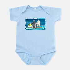STAR Penguins S. America Logo- Infant Bodysuit