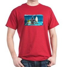 STAR Penguins S. America Logo- T-Shirt