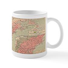 13 British Colonies in North America Mug