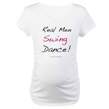 Real Men Swing Dance Shirt