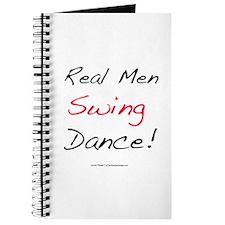 Real Men Swing Dance Journal