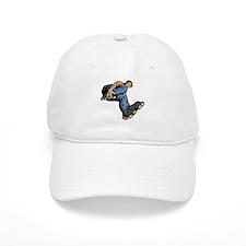 Rollerbladers rollerblade Baseball Cap