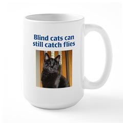 Blind Cats Mug