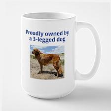 3-Legged Dog Mug
