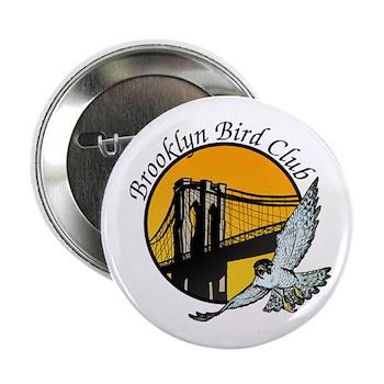 "Brooklyn Bird Club 2.25"" Button (10 pack)"