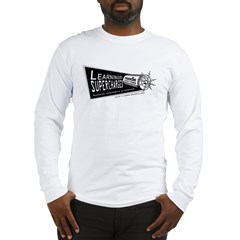 Learning Supercharged Long Sleeve T-Shirt