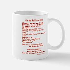 Poet Tees Mug