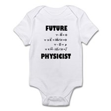 Future physicist Infant Creeper