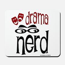 Drama Nerd Mousepad