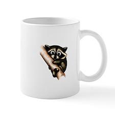 Raccoon In A Tree Mug