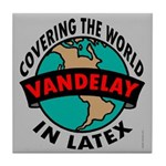 Vandelay Covers the World in Latex Coaster