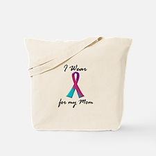 Thyroid Ribbon 1 (Mom) Tote Bag