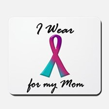Thyroid Ribbon 1 (Mom) Mousepad