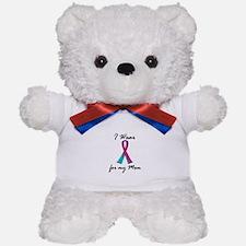 Thyroid Ribbon 1 (Mom) Teddy Bear