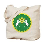 Flower of the Outlands Tote Bag