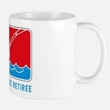 Major League Retiree Mug
