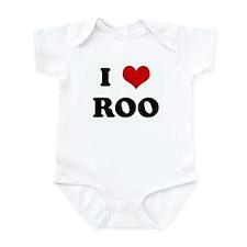 I Love ROO Infant Bodysuit