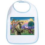 St Francis Doxie Bib