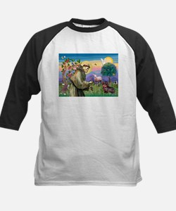 St Francis Doxie Tee