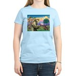 St Francis Doxie Women's Light T-Shirt