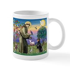 St. Francis Dobie Mug