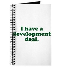 I Have A Development Deal Journal