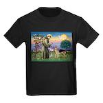 St Francis / G Shep Kids Dark T-Shirt