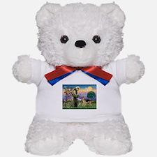St Francis / G Shep Teddy Bear