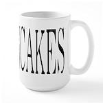 PANCAKES Large Mug