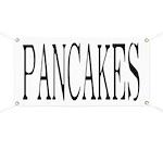 PANCAKES Banner