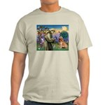 St Francis & Golden Light T-Shirt