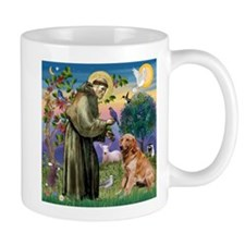 St Francis & Golden Mug