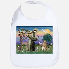 St Francis Golden Bib