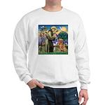 Saint Francis' Golden Sweatshirt