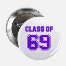 Groovy Class of 69 Button