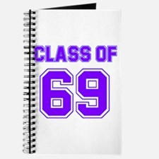 Groovy Class of 69 Journal