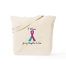 Thyroid Ribbon 1 (Daughter-In-Law) Tote Bag