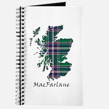 Map-MacFarlane hunting Journal