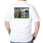 St. Francis & Great Dane Golf Shirt