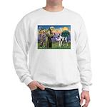St. Francis & Great Dane Sweatshirt