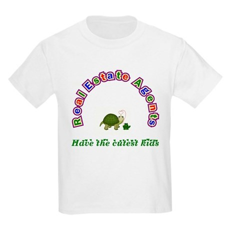 Real Estate Kids Light T-Shirt