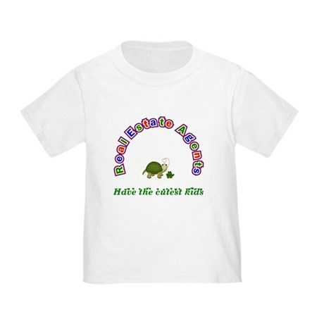 Real Estate Toddler T-Shirt