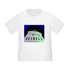 Roswell UFO T