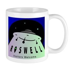 Roswell UFO Mug