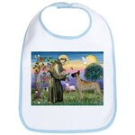 Saint Francis' Great Dane Bib