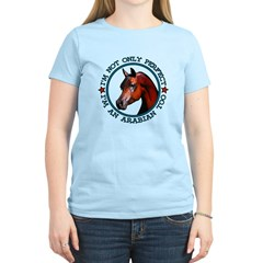 Perfect Arabian Horse Women's Light T-Shirt